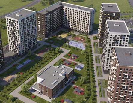 Дизайн придомовой территории