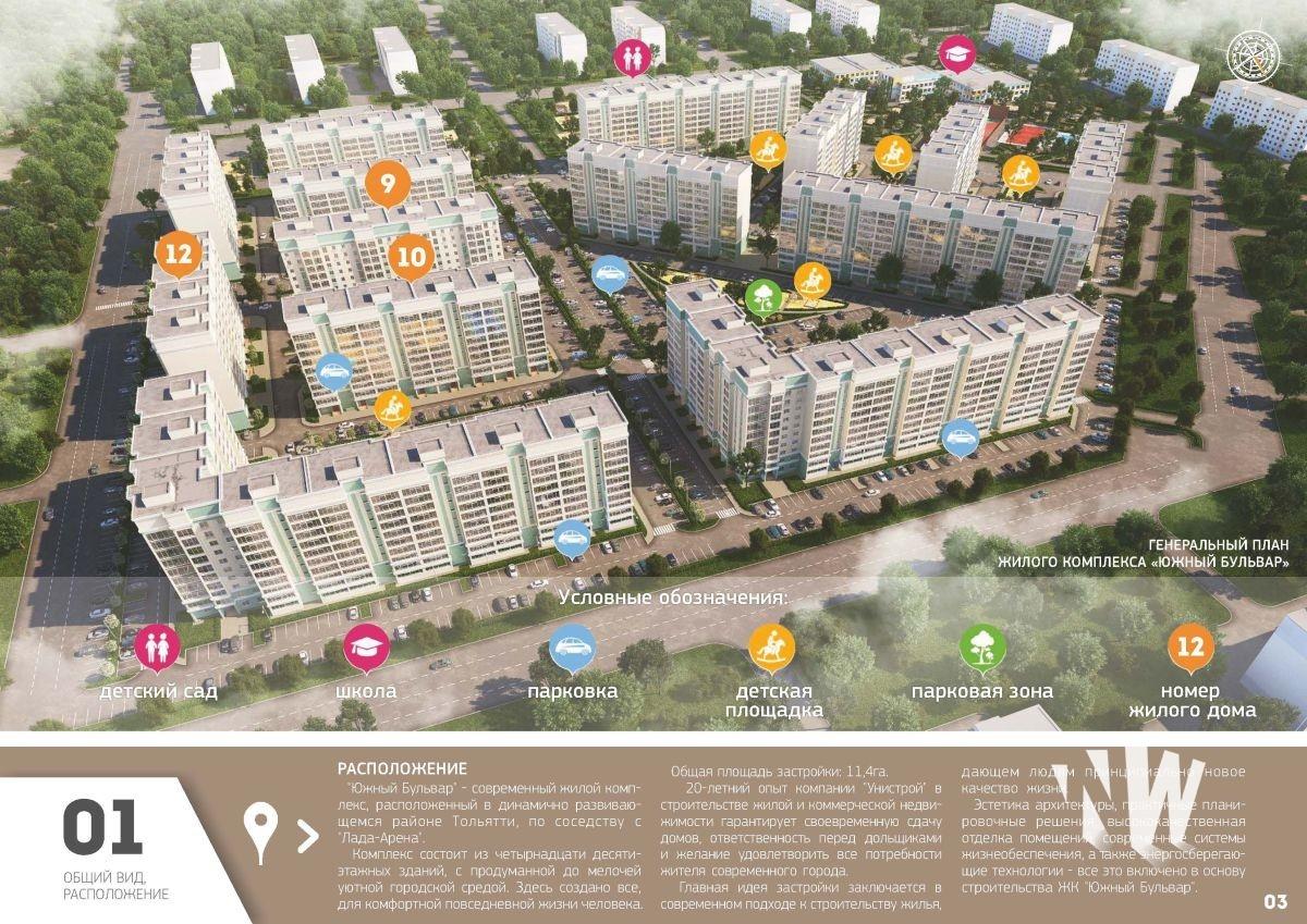 описание жилого комплекса